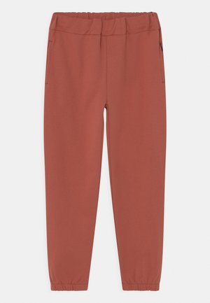 NKFSWEAT - Tracksuit bottoms - etruscan red