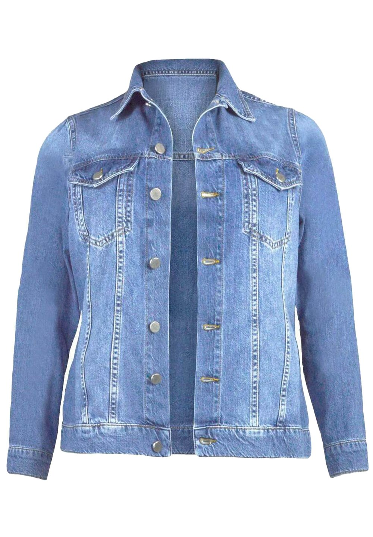 Femme Veste en jean