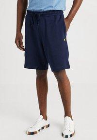 Lyle & Scott - Shorts - navy - 0