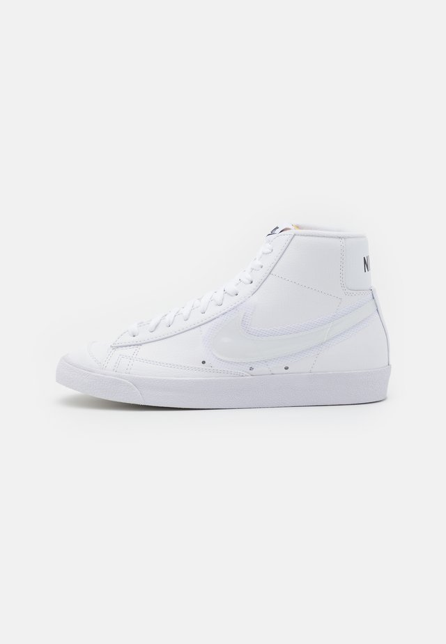 BLAZER MID '77 - Sneakers hoog - white/black