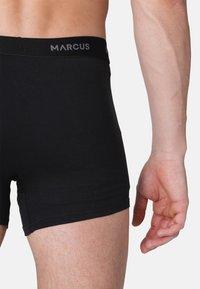 MARCUS - Roxy 5 Pack - Underkläder - black - 3