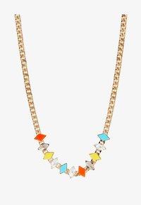 Anton Heunis - Collar - yellow/turquoise/orange - 4