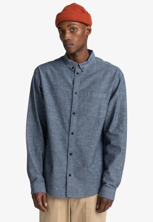 Overhemd - blue chambray