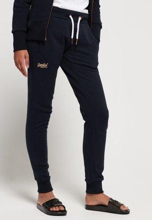 ORANGE LABEL - Pantalon de survêtement - elite navy