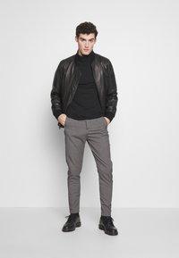 Denim Project - SUIT PANT - Pantalon classique - grey - 1