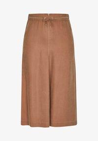 LeComte - A-line skirt - braun - 0