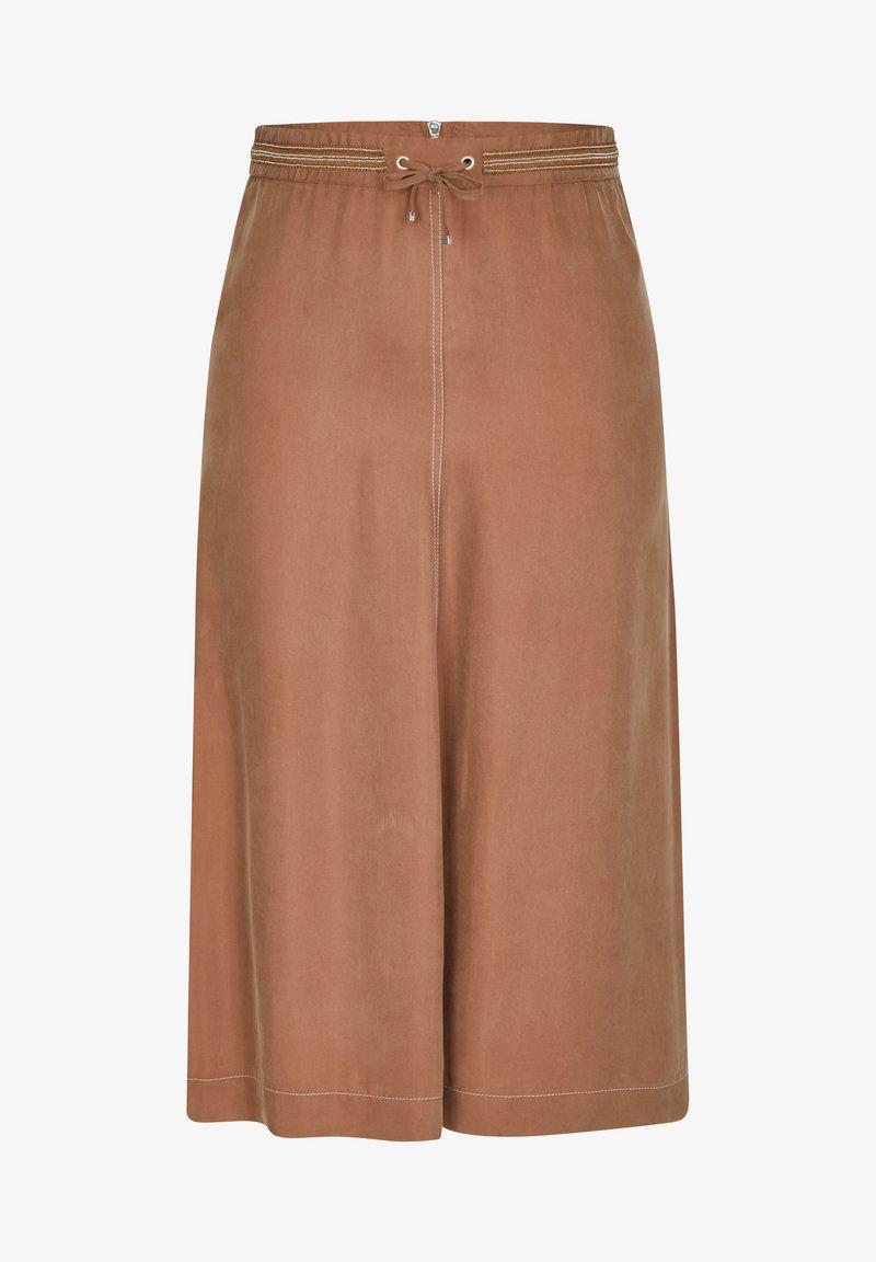 LeComte - A-line skirt - braun