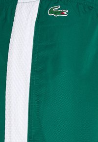 Lacoste Sport - TRACK SUIT - Tracksuit - bottle green/white - 6