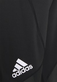 adidas Performance - BAR - Tracksuit bottoms - black/white - 2