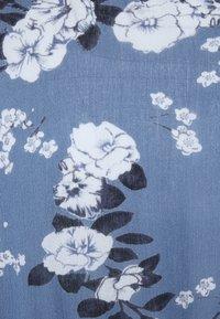 Kaffe - KAEKUA AMBER DRESS - Maxi dress - blue tone - 2