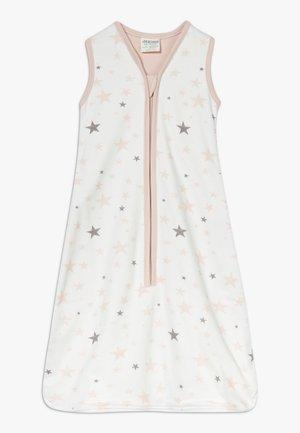 UNWATTIERT ÄRMELLOS - Baby's sleeping bag - rosa