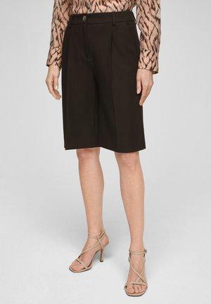 MET BANDPLOOIEN - Shorts - black