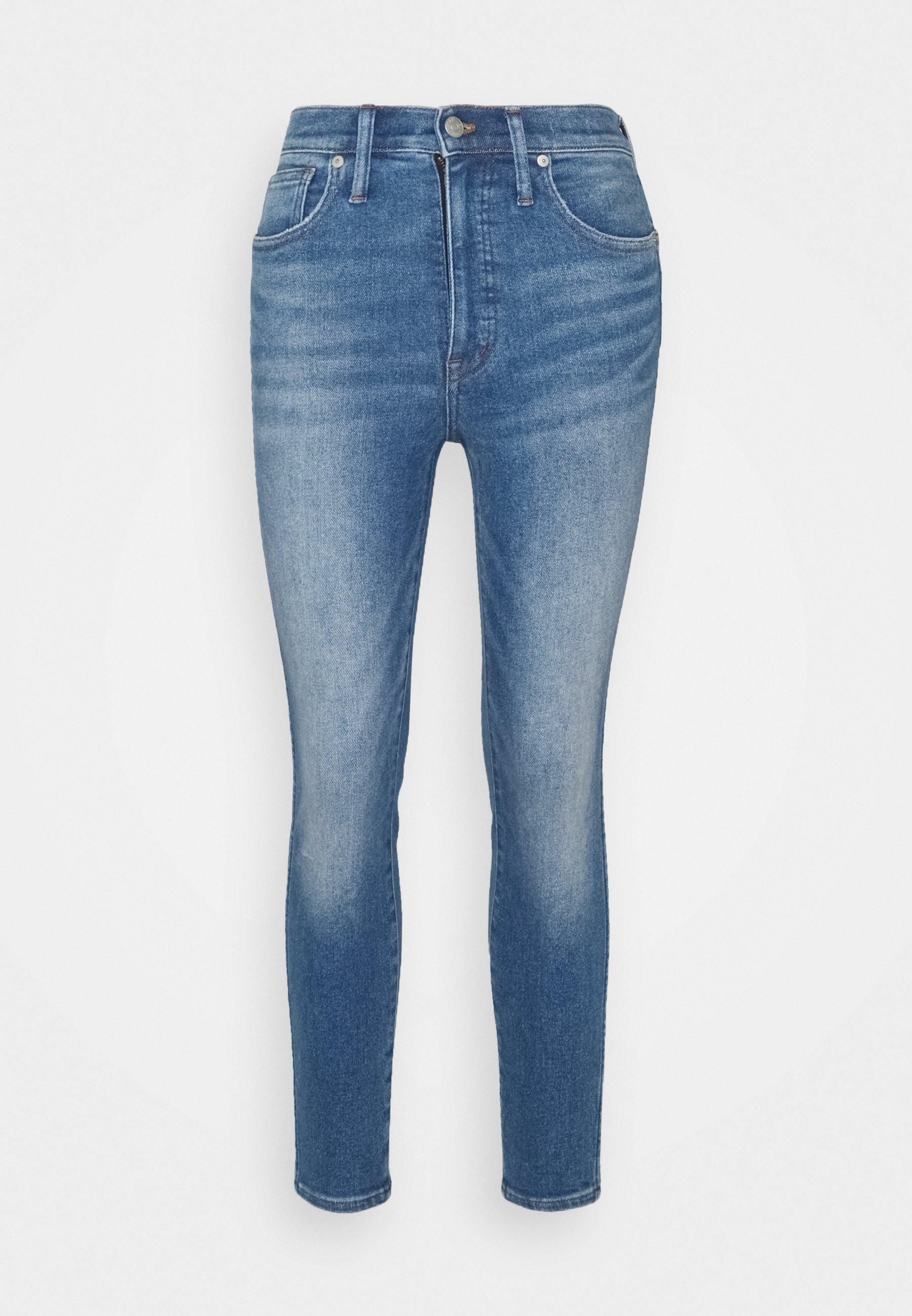 Women HIGH RISE CROP IN SHEFFIELD - Jeans Skinny Fit