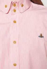 Vivienne Westwood - KRALL UNISEX - Shirt - red stripe - 6