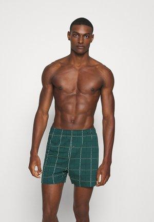 2 PACK  - Boxershorts - dark green/dark blue