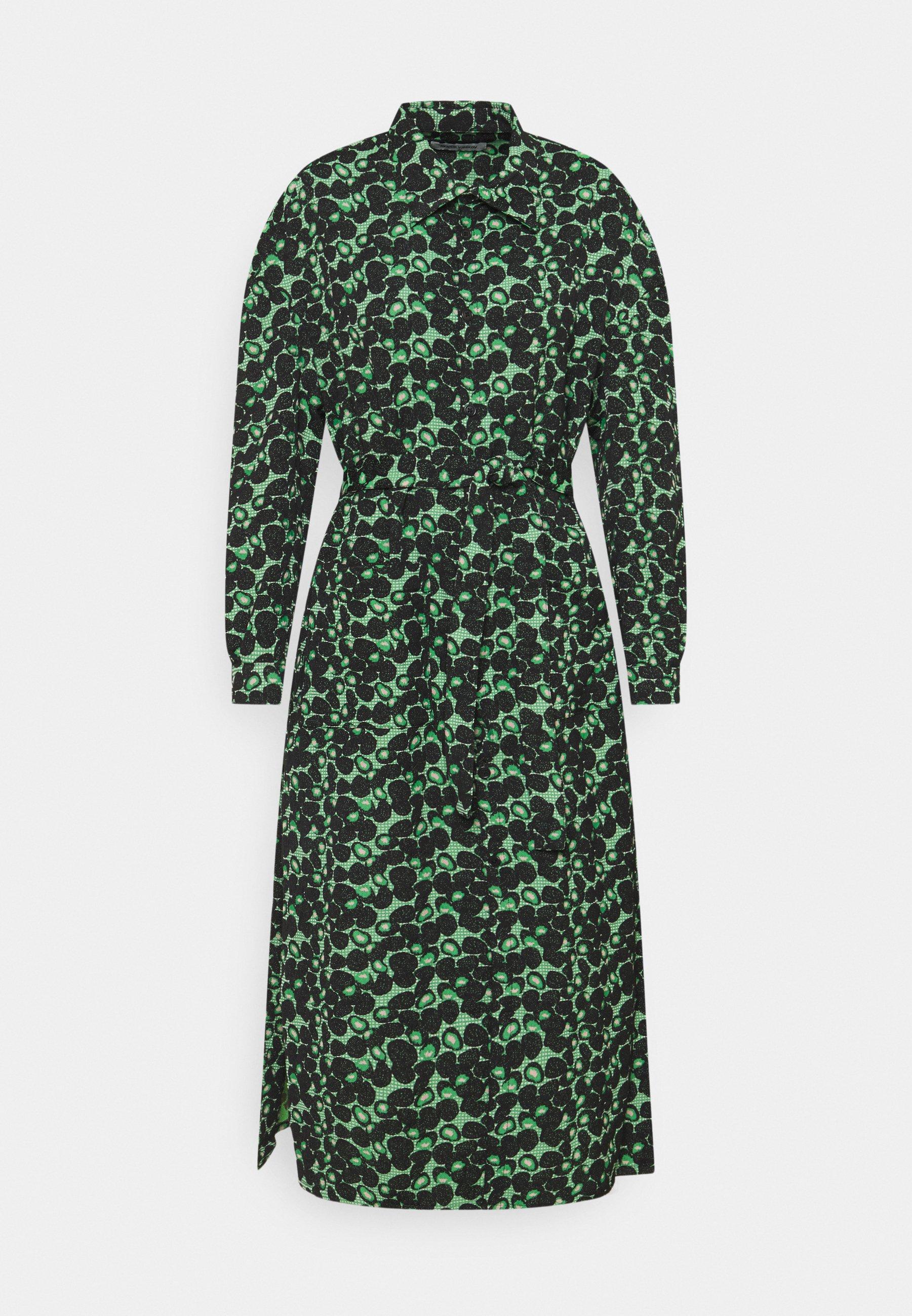 Women LOVE U DRESS - Maxi dress