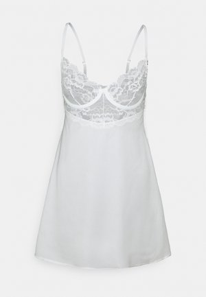 THE ENTICING BABYDOLL - Nightie - ivory