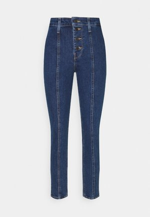721 HR SEAMED ANKLE - Jeans Skinny Fit - high line
