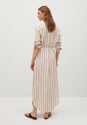 BOX-I - Maxi dress - cremeweiß