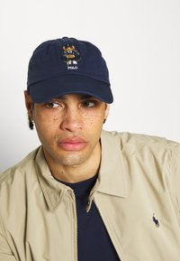 Polo Ralph Lauren Golf - BEAR HAT - Cap - french navy - 0