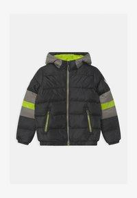 Emporio Armani - GIUBBOTTO - Winter jacket - black - 0