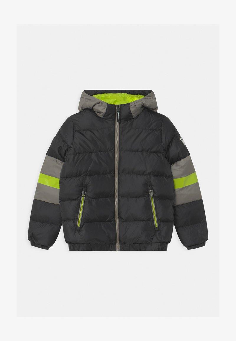 Emporio Armani - GIUBBOTTO - Winter jacket - black