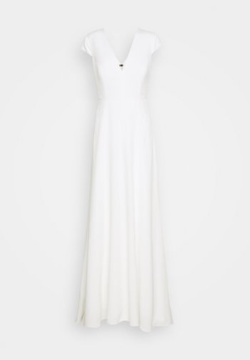 BRIDAL CAP SLEEVE DRESS