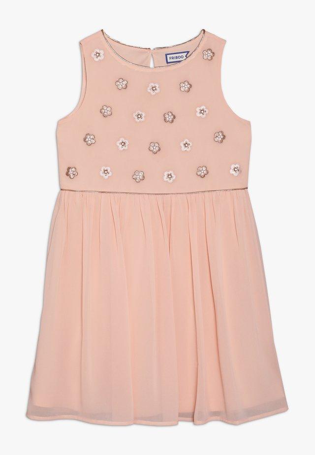 Robe de soirée - bridal rose