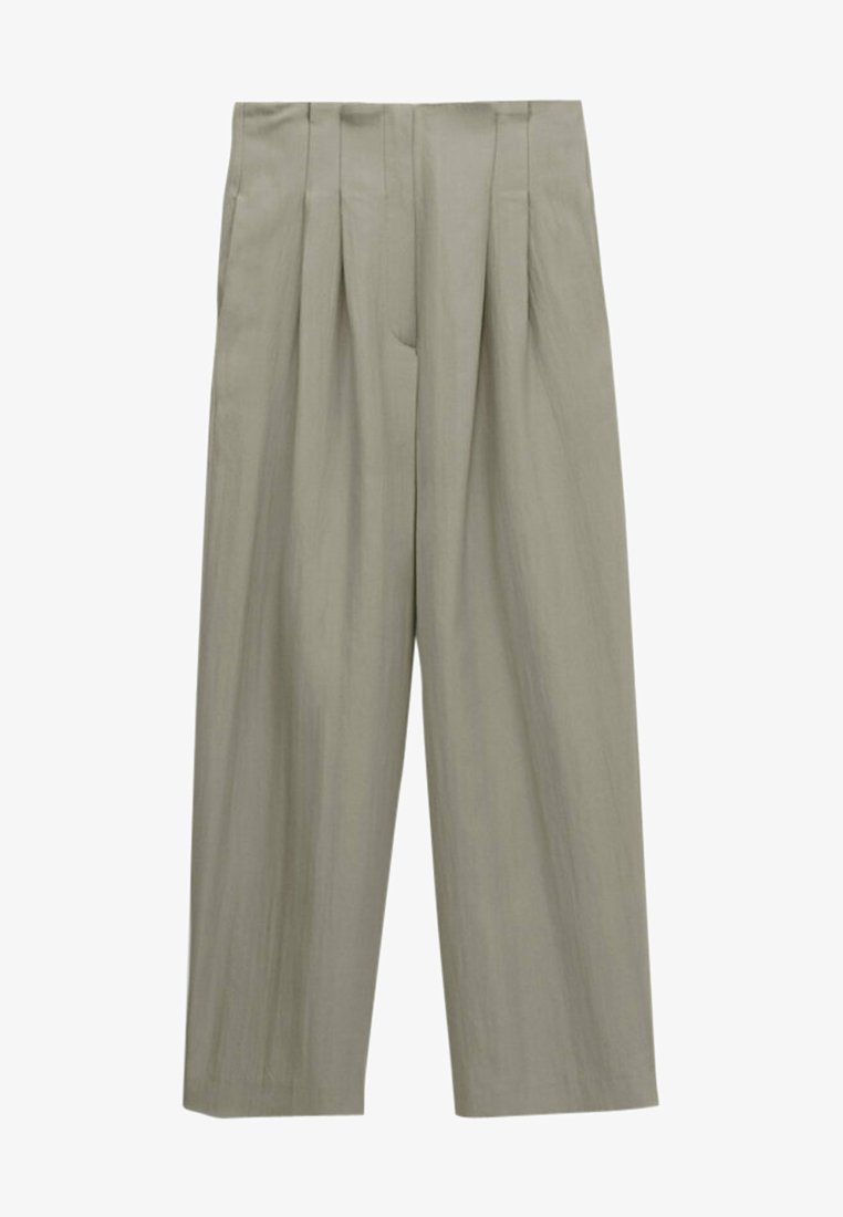 Massimo Dutti - Pantalon classique - light grey