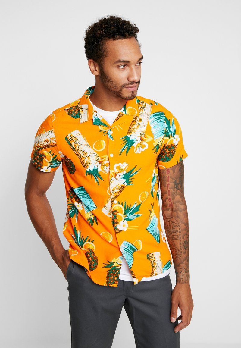 New Look - COCKTAIL - Shirt - bright orange