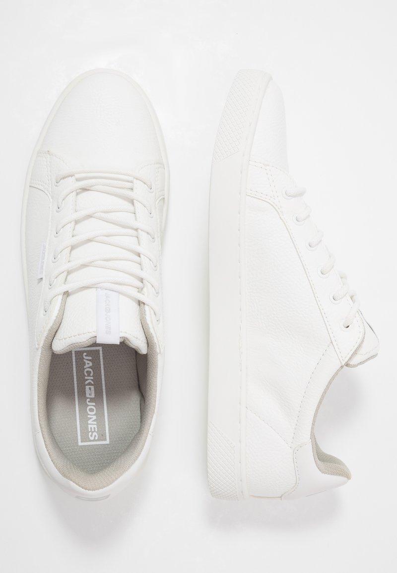 Jack & Jones Junior - JRTRENT - Sneakersy niskie - bright white