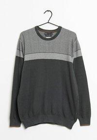 Marks & Spencer London - Stickad tröja - grey - 0