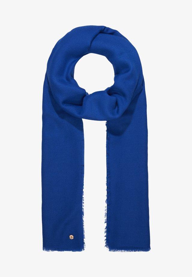 SOLID SCARF - Sjaal - dark blue