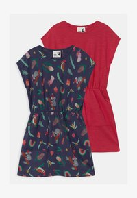Cotton On - SIGRID SHORT SLEEVE 2 PACK - Jersey dress - multi-coloured - 0