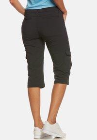 Jeff Green - MARLA - Outdoor shorts - black - 2
