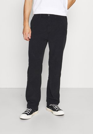 LOOSE FIT PANT - Trousers - washed black