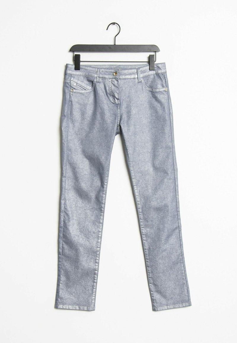 Met - Trousers - blue