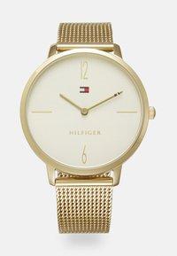 Tommy Hilfiger - LIZA - Watch - gold-coloured - 0