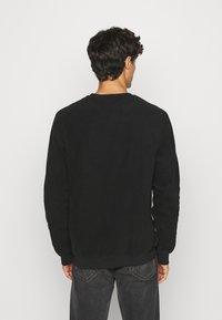 Pier One - Fleece jumper - black - 2