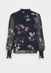 Vero Moda - VMSMILLA - Blouse - night sky/hallie - 0