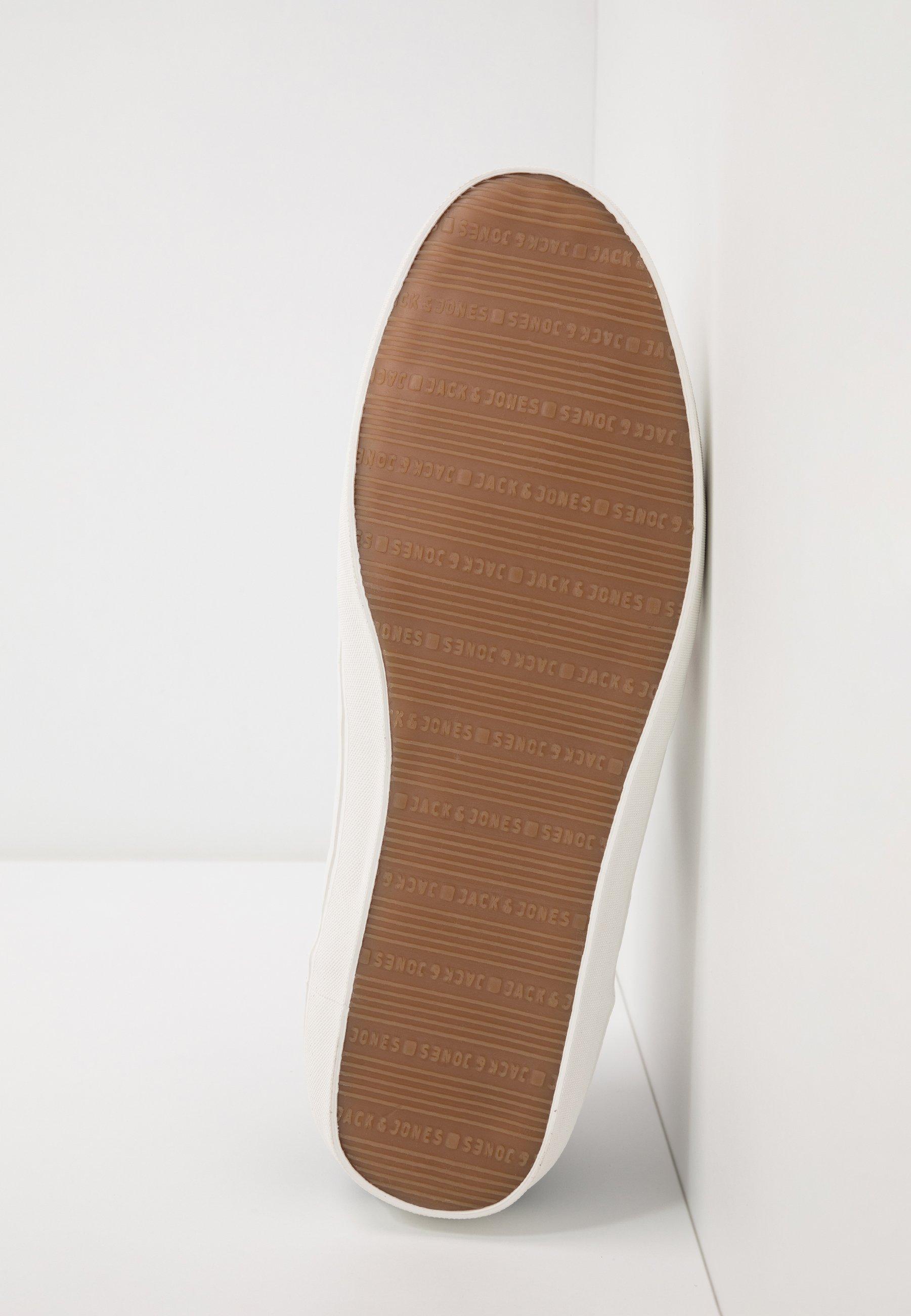 Jack  Jones JFWLOGAN - Sneaker low - bright white/weiß - Herrenschuhe hS0aC