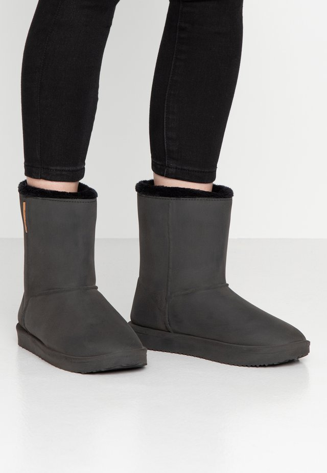 COSY - Winter boots - noir