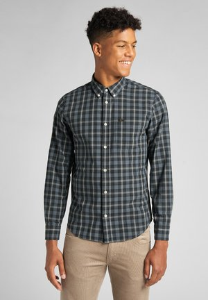 Shirt - dark slate