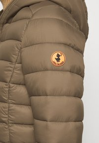 Save the duck - GIGAY - Winter jacket - coffee brown - 7