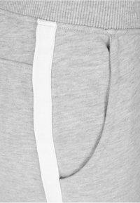 Juvia - Pantaloni sportivi - light grey - 2