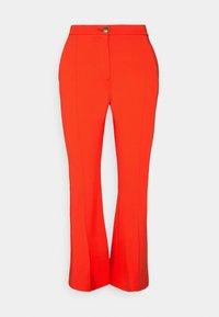 Pinko - GAIO PANTALONE PUNTO - Trousers - red - 0