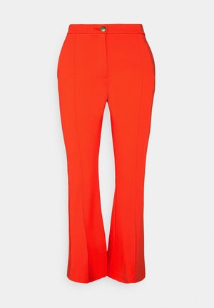 GAIO PANTALONE PUNTO - Trousers - red