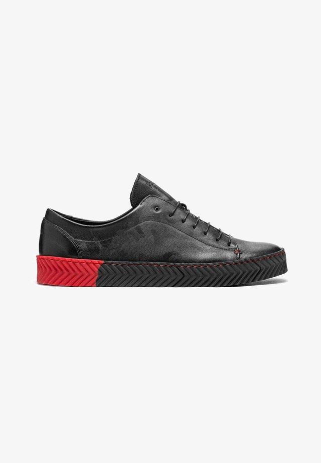 JENS - Sneakers laag - black