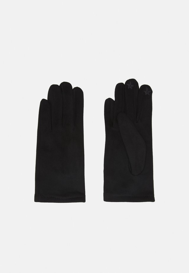 GLOVE - Guanti - black