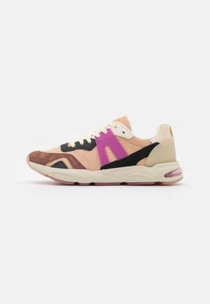LOU - Sneakers laag - sand/multicolor